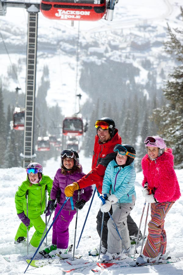 Jackson Hole central reservations offers a special deal combining lift tickets and accommodations.